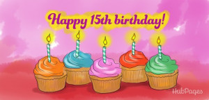 15th Birthday Wishes and Messages Collection