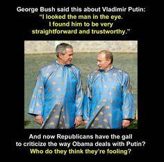 Bush, GW Bush: Worst President Ever : George W #Bush, also Dumbest