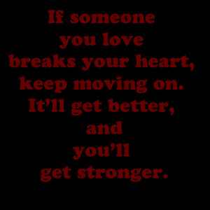 Get Stronger Quotes