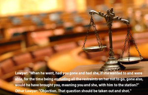 25 Hilarious Courtroom Quotes
