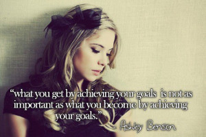 ashley benson quotes 4