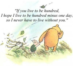... , lovely, piglet, pooh, quote, text, winnie, winnie the pooh, without