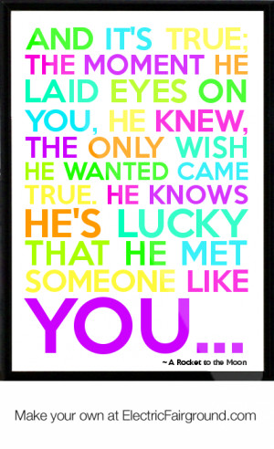 Lucky Quotes