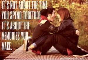 Quotes Quote Quotation Quotations Not About Time Spend Together ...