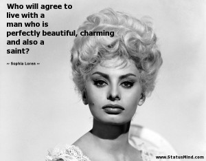 Sophia Loren Quotes at StatusMind.