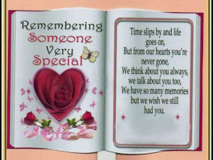 Remembering ...