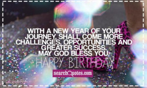 May God Bless You My Sister Happy Birthday Quotes