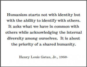 Henry Louis Gates Jr Quote