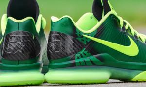 Nike KD V Elite OREGON DUCKS Custom