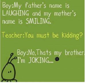 The Joke Family