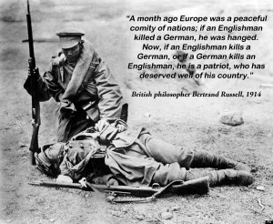 World War 1 Quotes