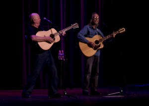 Barry McGuire & John York :: Trippin the 60s Concert