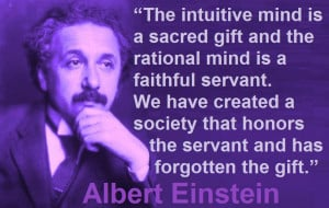 Intuition...is a GIFT!!!