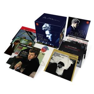 Van Cliburn - Complete Album Collection (28 CD+1 DVD)
