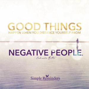 ... by unknown author respond less to negative people by unknown author