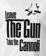 Design The Godfather Leave the Gun Take the Cannoli