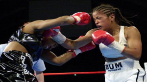 Laila Ali Boxing Quotes Does laila ali still fight
