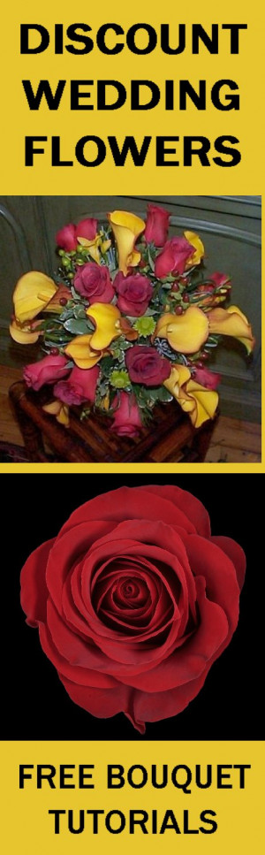 Wedding Flowers Quotes : Flower bouquet with quotes quotesgram