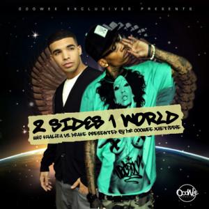 DrakeWiz_Khalifa_2sides1world_Mixtapedrake_Vs_Wi-front-large.jpg
