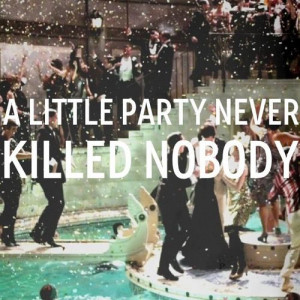 party, quotes, summer