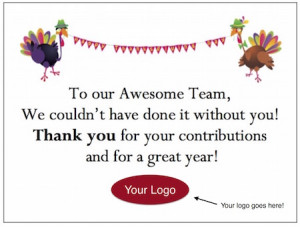 Workplace Thank You Cards