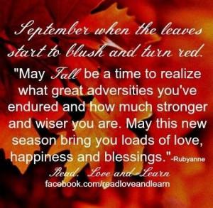 Fall, autumn, quotes, sayings, photos, september, nice