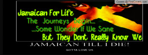 jamaican for life Profile Facebook Covers