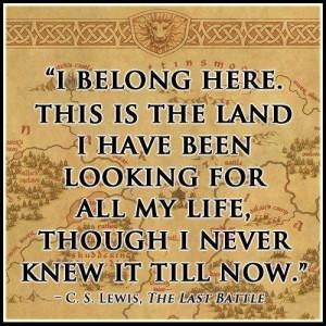 CS Lewis Famous Image Quotes.