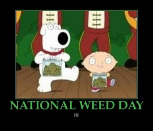 National Weed Day