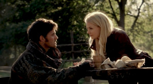 Captain Hook and Emma Swan Emma and Hook
