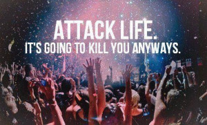 Life warrior ;) #quote