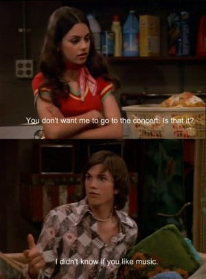 kelso and jackie – that 70's show