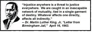 Today's Quotes: Dr. Martin Luther King, Jr.