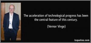More Vernor Vinge Quotes