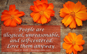 Self Centered People Quotes
