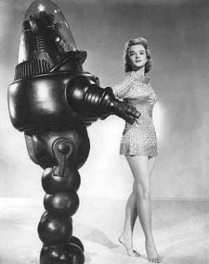 1950's Movie Robots