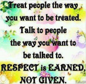 Respect others. www.katrinasclothing.com