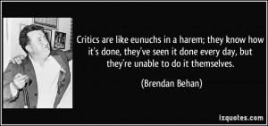 More Brendan Behan Quotes
