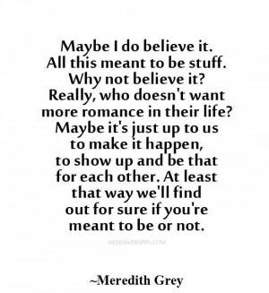 Grey`s Anatomy quotes