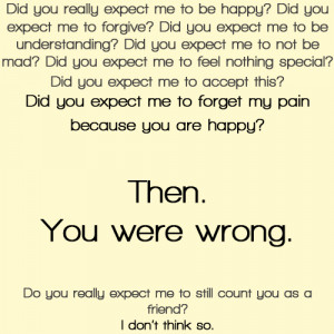 Sad Best Friend Quotes For