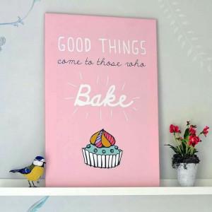 Love baking!