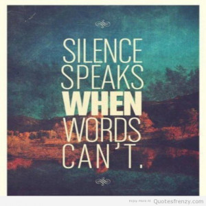 Silence Quotes - Silence Quotes Images and Pictures