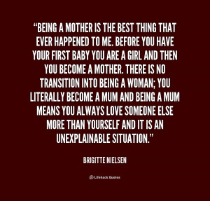 Best Thing That Ever Happened to Me Quotes