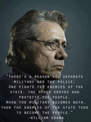 William Adama quote - Battlestar Galactica