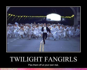 Twilight - fangirls Photo