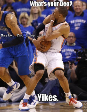 Russell Westbrook Basketball Quotes
