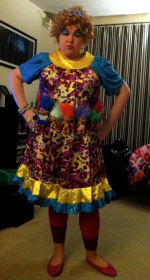 , Mimi Bobek, Mi Costumes, Troll, Mimi Fron, Mimi Costume Drew Carey ...