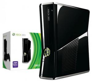 Xbox on Xbox 360 Slim Xbox 360