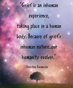 Inspirational Quotes About Grief