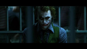 The Joker love forever joker heath ledger